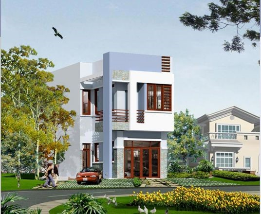 Cân nhắc chọn lựa địa chỉ xây dựng, thiết kế nhà đẹp tốt rất quan trọng