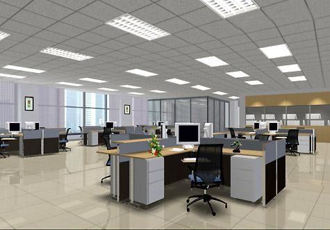 Mô hình văn phòng mở ngày nay đã được áp dụng khá linh hoạt và được nhiều công ty công nghệ và làm trong lĩnh vực sáng tạo ưa thích