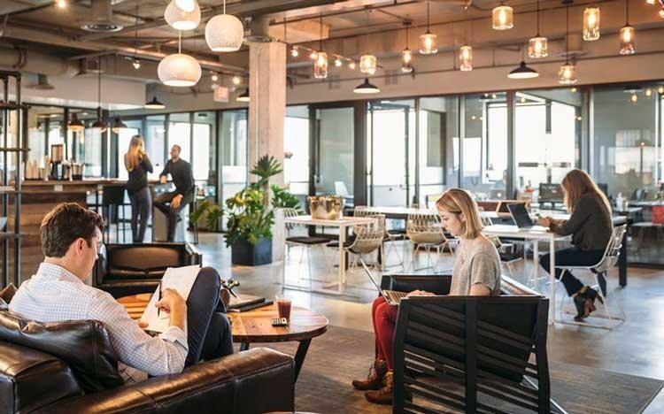 Mức độ tương tác cao mỗi ngày khi làm việc chung trong một môi trường không phân chia có thể dẫn đến nhiều tiếng ồn