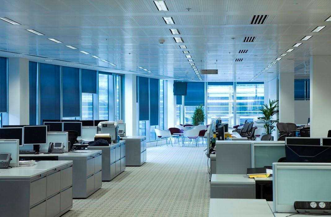 Nhu cầu tìm kiếm thiết kế và xây dựng văn phòng ngày càng nhiều