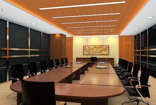Phòng họp hiện đại cần phải thật thoáng đãng và gần gũi