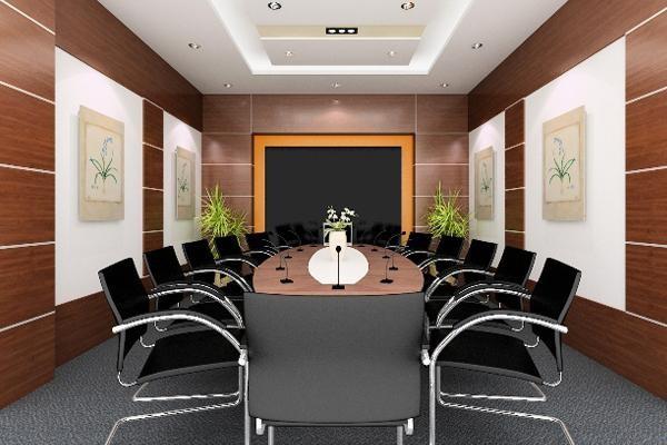 Việc cần có phòng họp (hoặc ít nhất là các thiết kế nội thất phù hợp cho việc tổ chức cuộc họp) đối với một công ty rất quan trọng