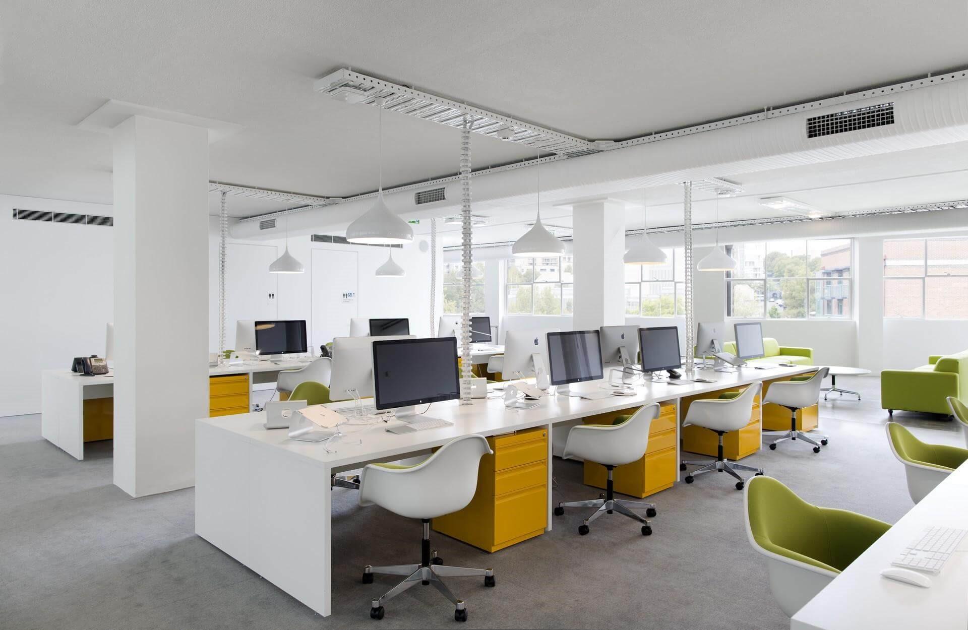 Xu hướng tạo các không gian nội thất văn phòng đa năng mang đến một sự tiện dụng rất đáng để các công ty đầu tư thiết kế